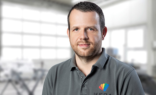 Dirk Michaelis - HECA Geschäftsführer