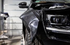 Karosseriearbeiten Unfallschaden